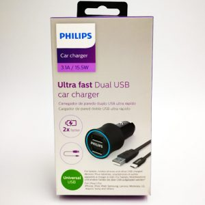 Cargador Auto USB