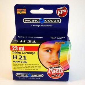 Cartucho Tinta HP21 Negra