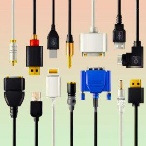 Cables y Cargadores