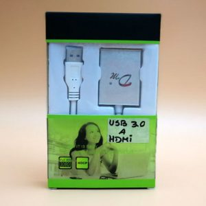 Adaptador USB a HDMI