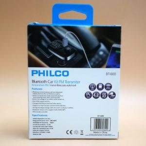 Transmisor FM BT Philco
