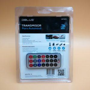 Transmisor FM Dblue