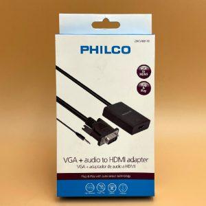 Adaptador VGA a HDMI