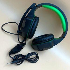 Audífono Gamer