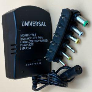 Adaptador Universal SY668