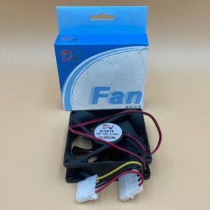 Ventilador PC 8cm
