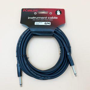 Cable Guitarra 6,3 / 6mt.