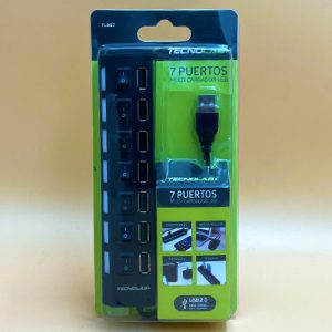Hub USB2.0  7Puertos