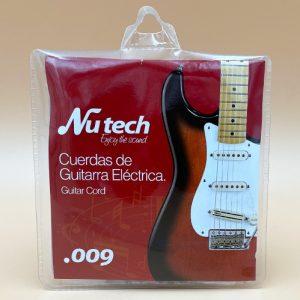 Cuerdas Guitarra Eléctrica