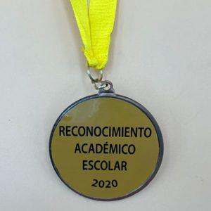Medallones 70mm.