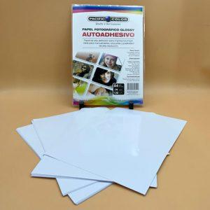 Papel Fotográfico Adhesivo A4