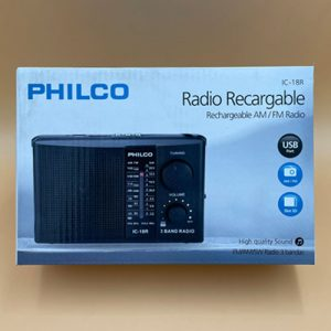 Radio Philco IC-18R