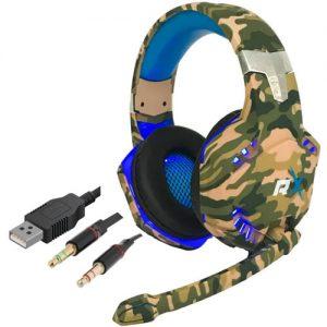 Audífonos Gamer USB