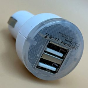 Cargador USB Auto