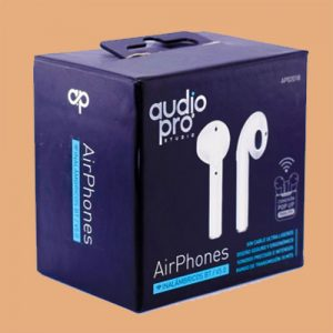 Audifono BT Airphones Dblue