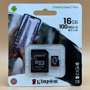 Micro SD 16GB Kingston