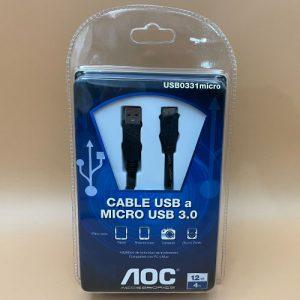 Cable USB 3.0 MicroB