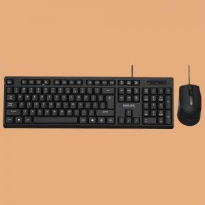 Kit Teclado+Mouse Alámbrico
