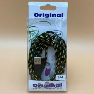 Cable Iphone 5-11 3.0mts