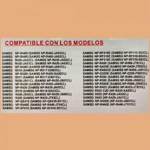 Cargador NTB(120) 19V – 4.74A Pin Central