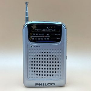 Radio FM IC-15Philco