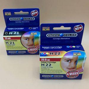 Cartucho Impresora HP 21-22XL