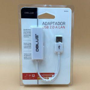 Adaptador USB a LAN