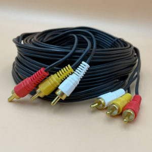 Cable RCA 10mts