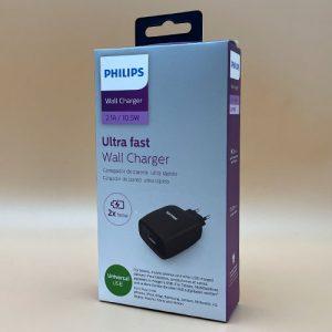 Cargador Phillips USB