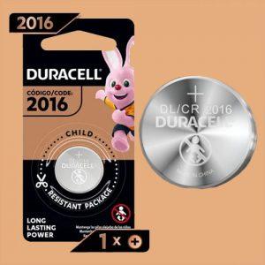 Pila CR2016 Duracell