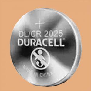Pila CR2025 Duracell
