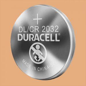 Pila CR2032 Duracell
