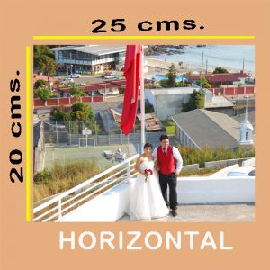 Impresión Fotográfica 20x25cm