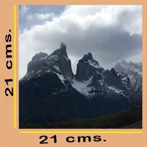 Impresión Fotográfica 21x21cm