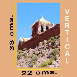 Impresión Fotográfica 22x33cm Tamaño Oficio