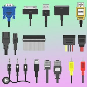 Cables y Adaptadores Audio