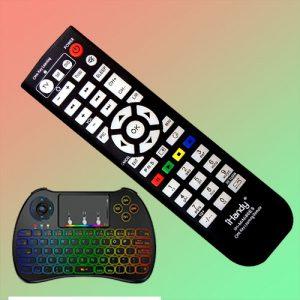 Control y Teclados TV