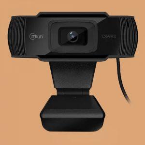 Webcam Usb Mlab con Micrófono