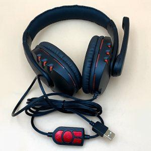 Audífonos Gamer USB Q7